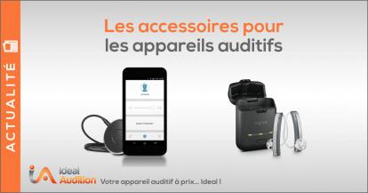 Accessoires appareils auditifs