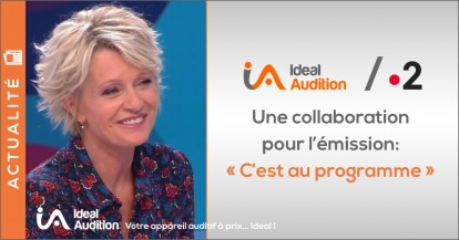 Prothese auditive : Emission C'est au programme France 2