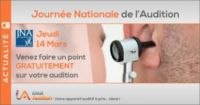 Test auditif pour la JNA 2019