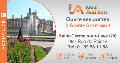 Nouveau Centre IDEAL AUDITION Saint-Germain-En-Laye