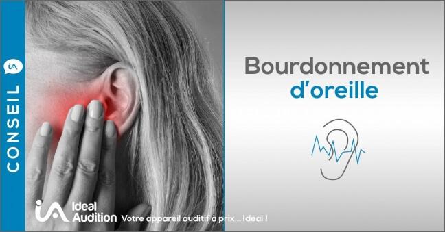 Bourdonnement d'oreille : Tout savoir