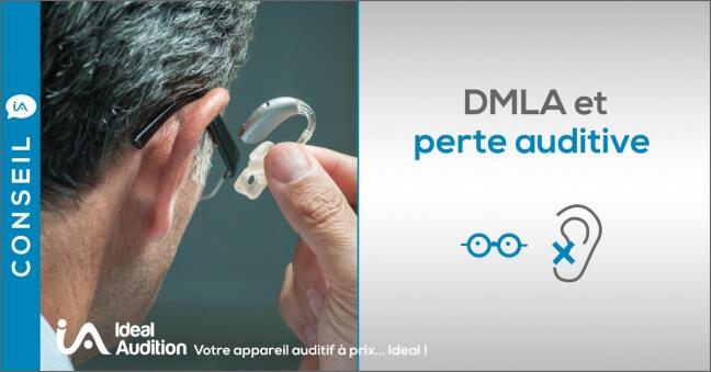 DMLA et perte auditive chez les seniors