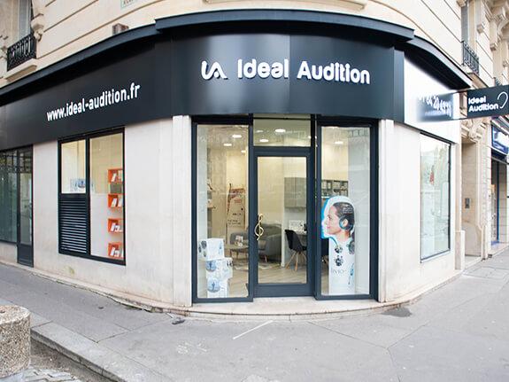 Vitrine centre Neuilly-sur-Seine