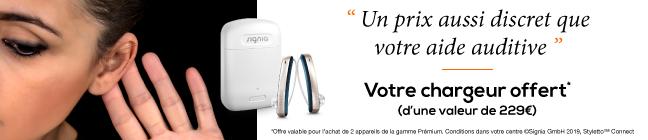 Offre Ia'Connect pour vos appareils auditifs