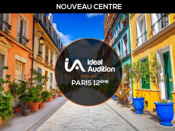 Vitrine centre Paris 12e - Bercy