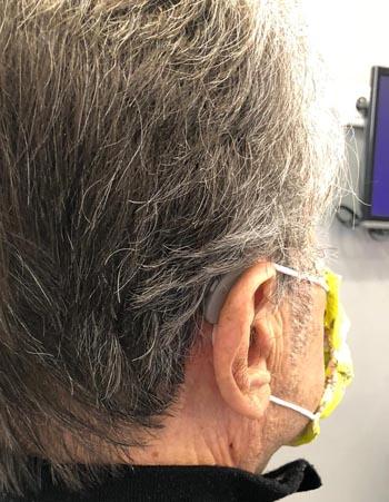 Bien porter son masque et ses appareils auditifs